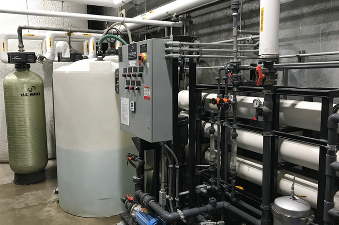 An Integrated Water Solution for Boilers