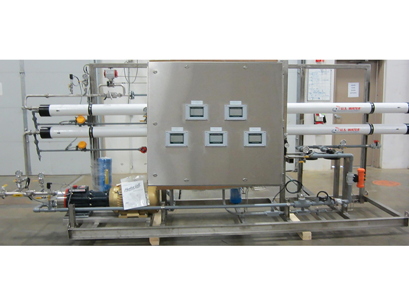 Figure 2: Siting the monitoring instruments. Depending on system location, and its installation configuration, monitoring instruments may be panel-mounted, or mounted directly on system piping.
